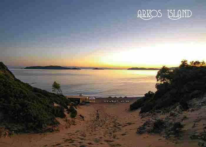 arkos beach skiathos 1