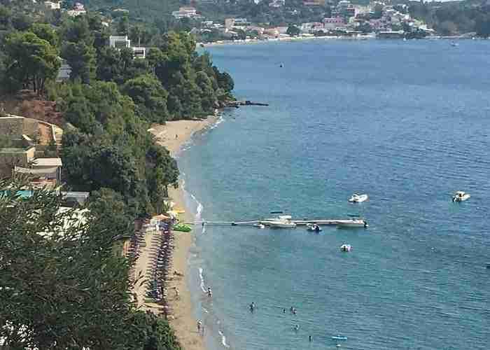 vassilias beach skiathos 1