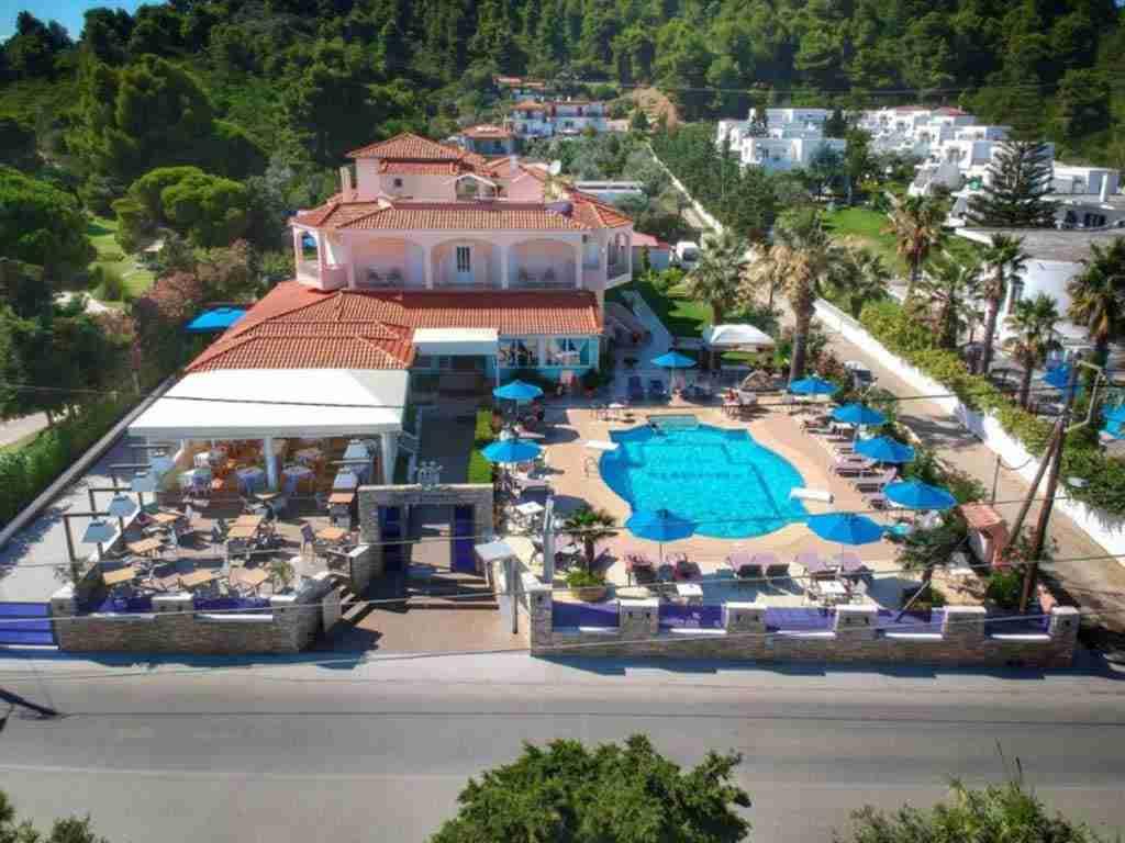 panorama hotel skiathos